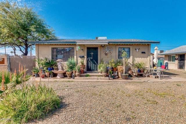 3442 E Melvin Street, Phoenix, AZ 85008 (MLS #6040490) :: Revelation Real Estate