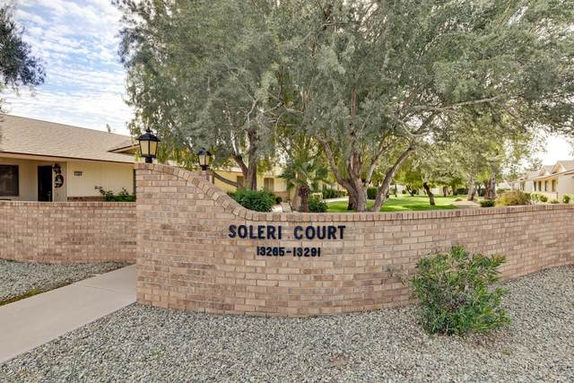 13269 W Bolero Drive, Sun City West, AZ 85375 (MLS #6040493) :: The Ramsey Team