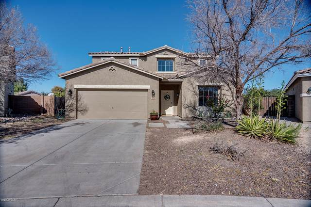 414 E Heather Drive, San Tan Valley, AZ 85140 (MLS #6040514) :: The Everest Team at eXp Realty