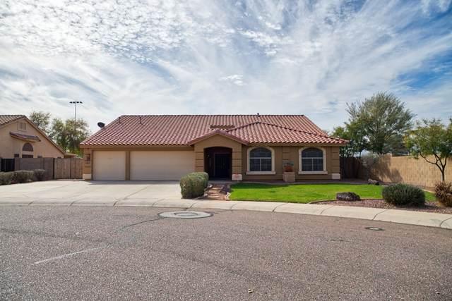 4929 W Milada Drive, Laveen, AZ 85339 (MLS #6040520) :: Devor Real Estate Associates