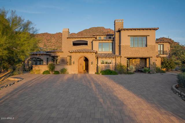 5201 N Saddle Rock Drive, Phoenix, AZ 85018 (MLS #6040521) :: Revelation Real Estate
