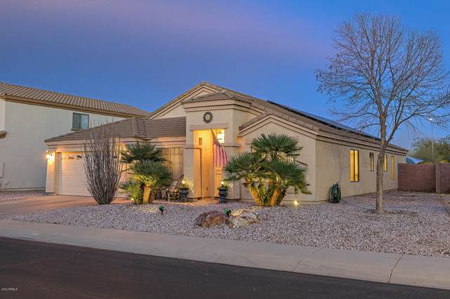 2030 N Parish Lane, Casa Grande, AZ 85122 (MLS #6040538) :: Kortright Group - West USA Realty