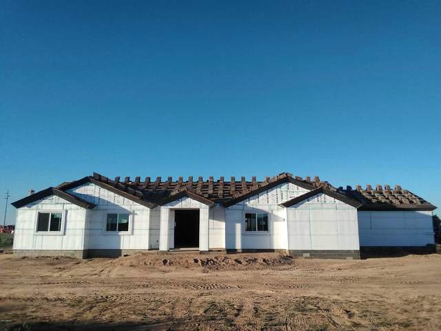 11620 S 217th Avenue, Buckeye, AZ 85326 (MLS #6040545) :: Conway Real Estate