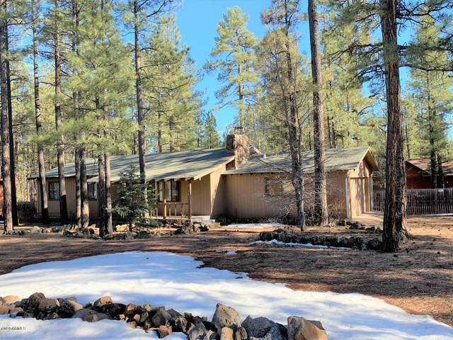 8185 Buck Springs Road, Pinetop, AZ 85935 (MLS #6040552) :: Openshaw Real Estate Group in partnership with The Jesse Herfel Real Estate Group