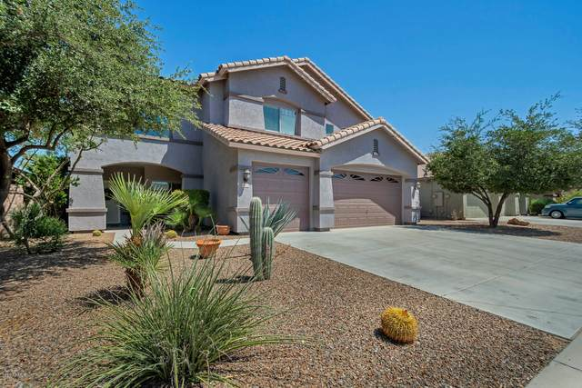 44222 W Sedona Trail, Maricopa, AZ 85139 (MLS #6040560) :: Yost Realty Group at RE/MAX Casa Grande