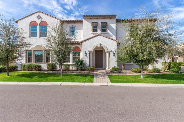 4140 S Greythorne Way, Chandler, AZ 85248 (MLS #6040563) :: Revelation Real Estate