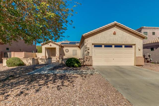 25272 W Parkside Lane N, Buckeye, AZ 85326 (MLS #6040565) :: Sheli Stoddart Team | M.A.Z. Realty Professionals