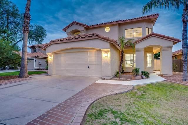 809 W Sun Coast Drive, Gilbert, AZ 85233 (MLS #6040570) :: The Bill and Cindy Flowers Team