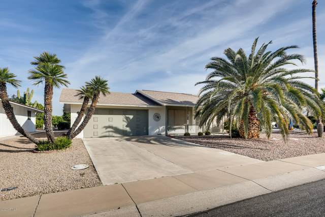 18609 N 104TH Drive, Sun City, AZ 85373 (MLS #6040579) :: Kortright Group - West USA Realty