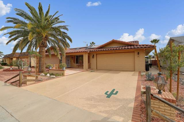 20418 N 124TH Drive, Sun City West, AZ 85375 (MLS #6040584) :: Brett Tanner Home Selling Team