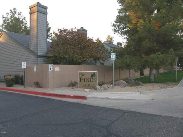 14002 N 49TH Avenue #1110, Glendale, AZ 85306 (MLS #6040591) :: The W Group