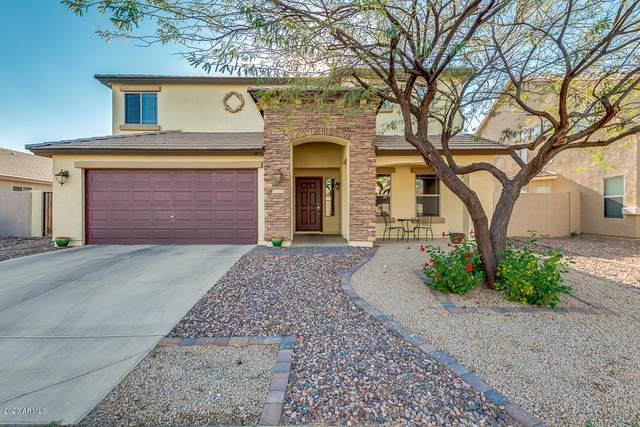 18310 N Crestview Lane, Maricopa, AZ 85138 (MLS #6040602) :: Yost Realty Group at RE/MAX Casa Grande