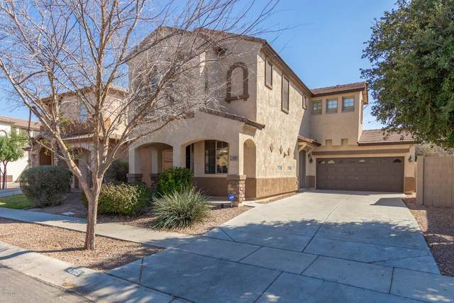 4205 E Claxton Avenue, Gilbert, AZ 85297 (MLS #6040612) :: Revelation Real Estate