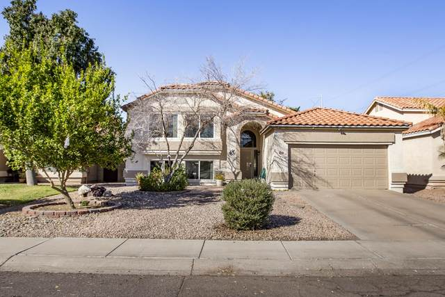 326 N Cobblestone Street, Gilbert, AZ 85234 (MLS #6040613) :: Openshaw Real Estate Group in partnership with The Jesse Herfel Real Estate Group