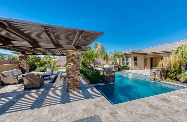 2031 E Crescent Way, Gilbert, AZ 85298 (MLS #6040626) :: Revelation Real Estate