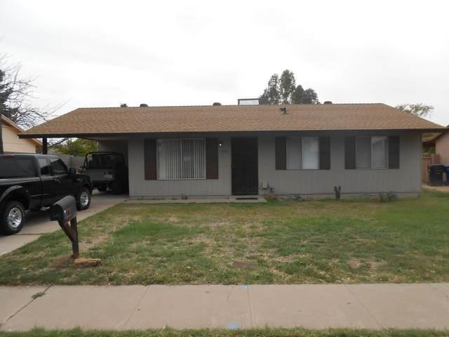 535 W Elena Avenue, Mesa, AZ 85210 (MLS #6040627) :: Kortright Group - West USA Realty