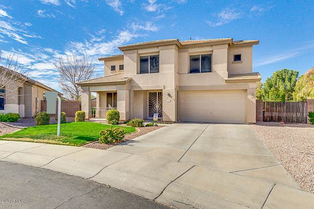 1398 E Iris Drive, Chandler, AZ 85286 (MLS #6040630) :: Devor Real Estate Associates