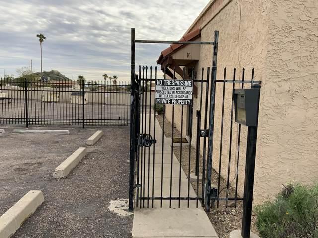10411 N 11TH Avenue #13, Phoenix, AZ 85021 (MLS #6040648) :: Devor Real Estate Associates