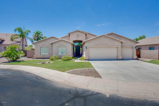 21946 N Desert Park Court, Maricopa, AZ 85138 (MLS #6040668) :: Yost Realty Group at RE/MAX Casa Grande