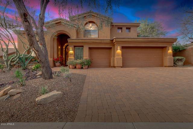 14154 E Desert Cove Avenue, Scottsdale, AZ 85259 (MLS #6040675) :: Nate Martinez Team