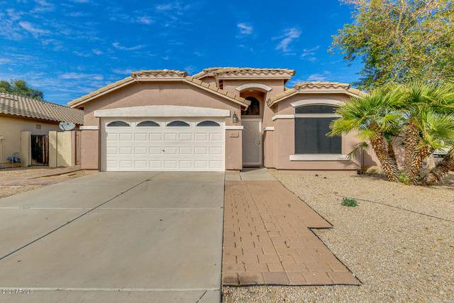 3928 E Longhorn Drive, Gilbert, AZ 85297 (MLS #6040683) :: The Everest Team at eXp Realty