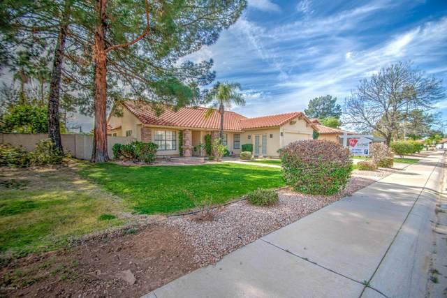 5407 E Kings Avenue, Scottsdale, AZ 85254 (MLS #6040690) :: Brett Tanner Home Selling Team