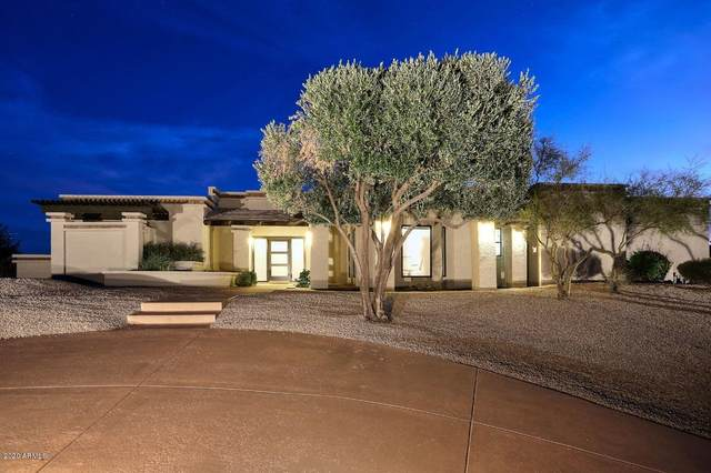 9445 E Quail Trail, Carefree, AZ 85377 (MLS #6040694) :: Devor Real Estate Associates