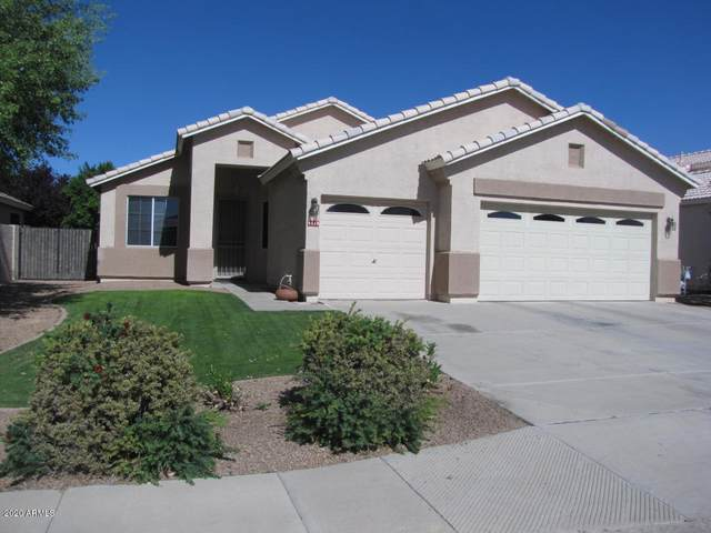 9410 E Kilarea Avenue, Mesa, AZ 85209 (MLS #6040699) :: Yost Realty Group at RE/MAX Casa Grande