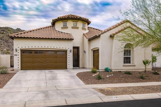 519 E Pearce Road, Phoenix, AZ 85042 (MLS #6040702) :: Devor Real Estate Associates