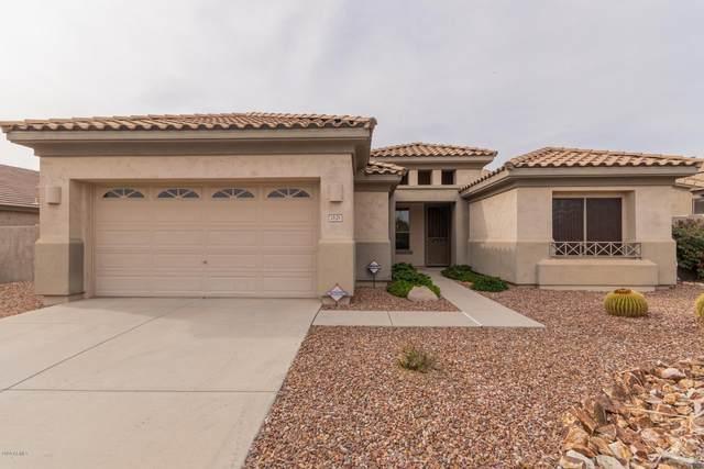 2628 N Sterling, Mesa, AZ 85207 (MLS #6040707) :: Brett Tanner Home Selling Team