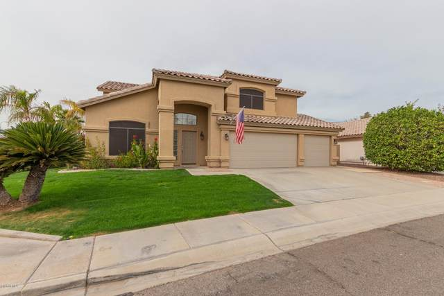 3220 S Horizon Place, Chandler, AZ 85248 (MLS #6040715) :: The Results Group