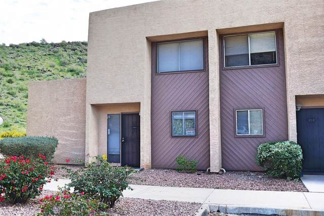 1601 W Sunnyside Drive #134, Phoenix, AZ 85029 (MLS #6040759) :: Riddle Realty Group - Keller Williams Arizona Realty