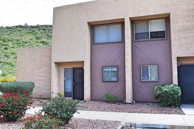 1601 W Sunnyside Drive #134, Phoenix, AZ 85029 (MLS #6040759) :: The W Group