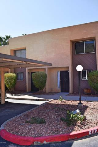 1601 W Sunnyside Drive #148, Phoenix, AZ 85029 (MLS #6040760) :: Riddle Realty Group - Keller Williams Arizona Realty