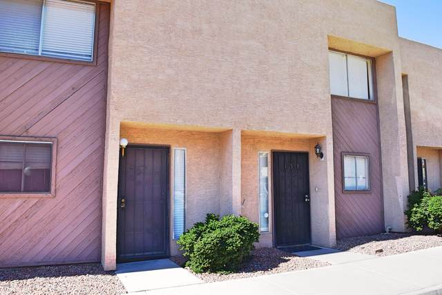 1601 W Sunnyside Drive #153, Phoenix, AZ 85029 (MLS #6040761) :: Riddle Realty Group - Keller Williams Arizona Realty