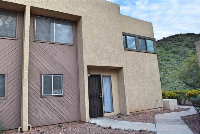1601 W Sunnyside Drive #135, Phoenix, AZ 85029 (MLS #6040771) :: Riddle Realty Group - Keller Williams Arizona Realty