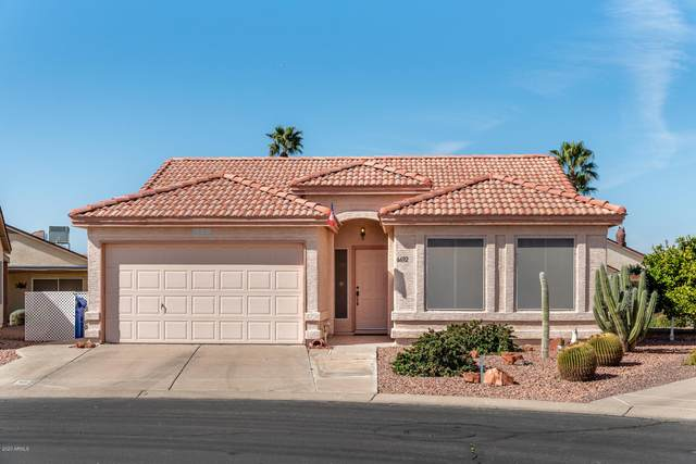 6692 S Cypress Point Drive, Chandler, AZ 85249 (MLS #6040784) :: The Results Group