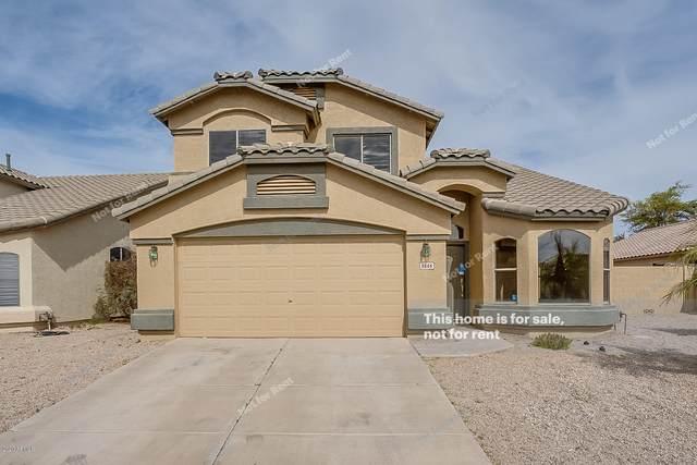 9846 E Onza Avenue, Mesa, AZ 85212 (MLS #6040804) :: Brett Tanner Home Selling Team