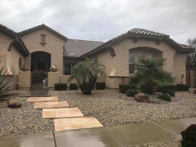 2128 E Mead Place, Chandler, AZ 85249 (MLS #6040805) :: The Results Group