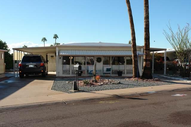 2416 N Ashton Place, Mesa, AZ 85215 (MLS #6040807) :: Russ Lyon Sotheby's International Realty