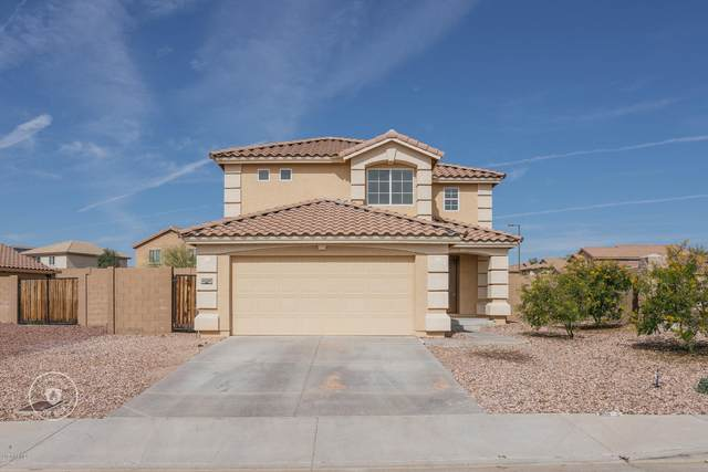22138 W Desert Bloom Street, Buckeye, AZ 85326 (MLS #6040814) :: Sheli Stoddart Team | M.A.Z. Realty Professionals