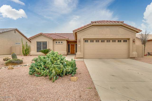 6472 S Callaway Drive, Chandler, AZ 85249 (MLS #6040834) :: The Results Group