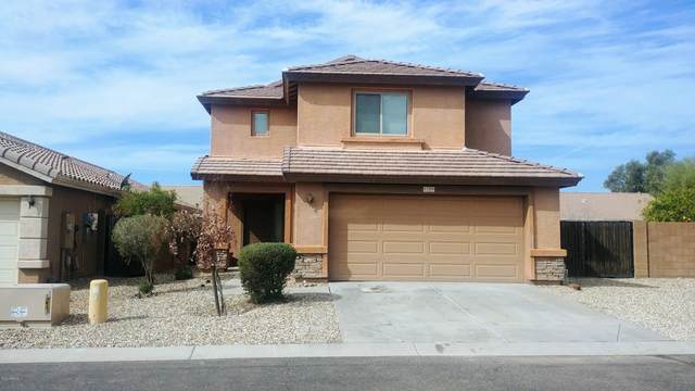1790 S 156TH Avenue, Goodyear, AZ 85338 (MLS #6040837) :: Power Realty Group Model Home Center