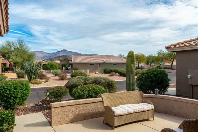 8187 E Easy Shot Lane, Gold Canyon, AZ 85118 (MLS #6040849) :: neXGen Real Estate