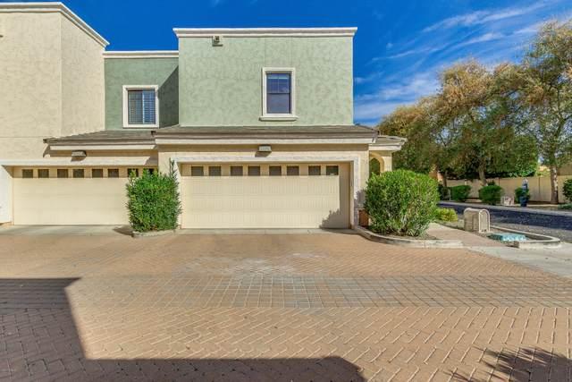 10757 N 74TH Street #2024, Scottsdale, AZ 85260 (MLS #6040855) :: Brett Tanner Home Selling Team