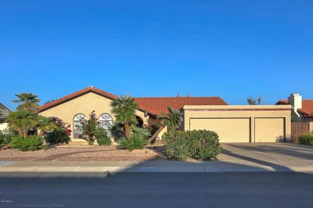 12809 S 41ST Street, Phoenix, AZ 85044 (MLS #6040857) :: Revelation Real Estate