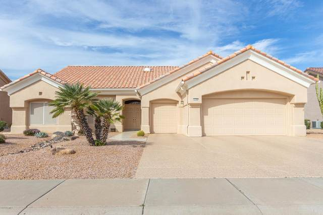 13726 W Parada Drive, Sun City West, AZ 85375 (MLS #6040858) :: Brett Tanner Home Selling Team
