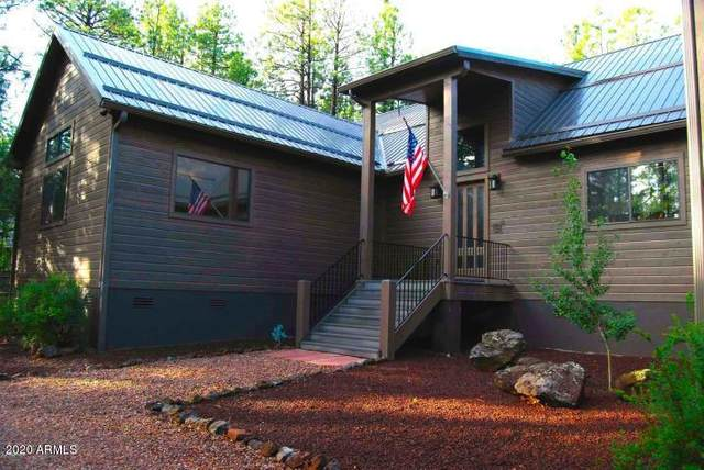 3197 Aspen Loop, Pinetop, AZ 85935 (MLS #6040859) :: Yost Realty Group at RE/MAX Casa Grande