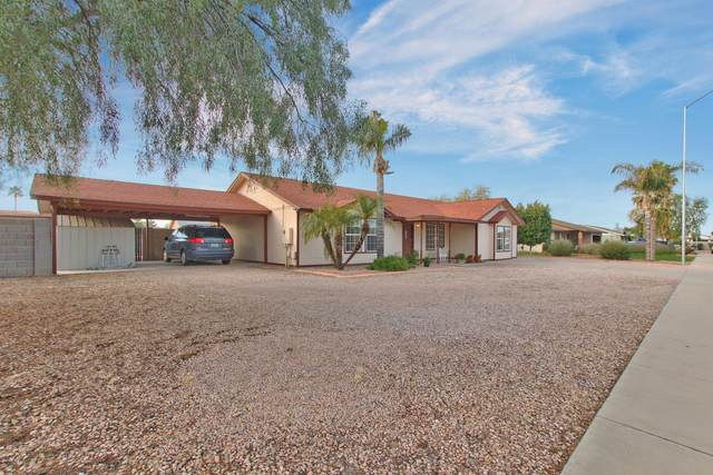5445 E Dragoon Avenue, Mesa, AZ 85206 (MLS #6040860) :: Devor Real Estate Associates