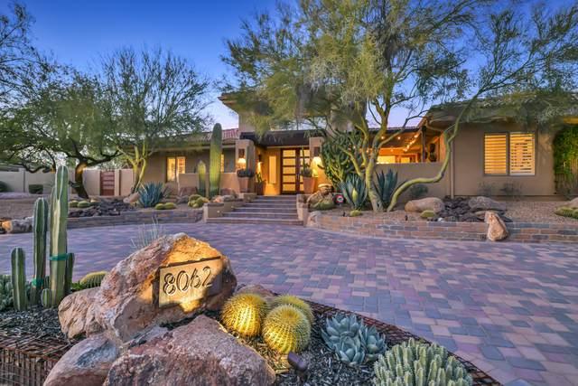 8062 E Tether Trail, Scottsdale, AZ 85255 (MLS #6040861) :: Brett Tanner Home Selling Team